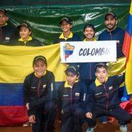 EQUIPO COLOMBIA COLDEPORTES ES DOBLE CAMPEÓN DEL SUB 12