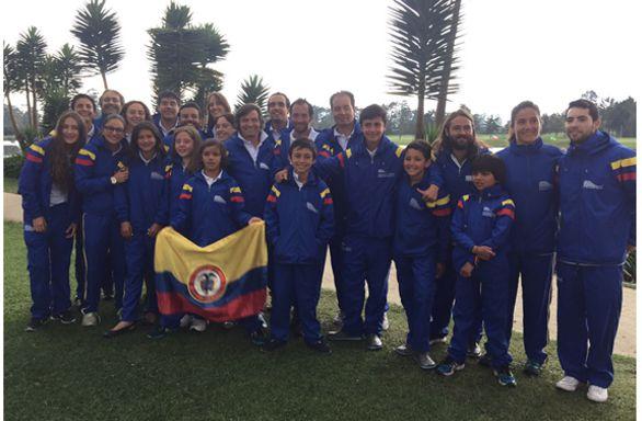 Equipo Colombiano Esqui Nautico