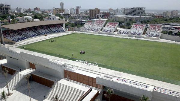 Estadio Romelio renace