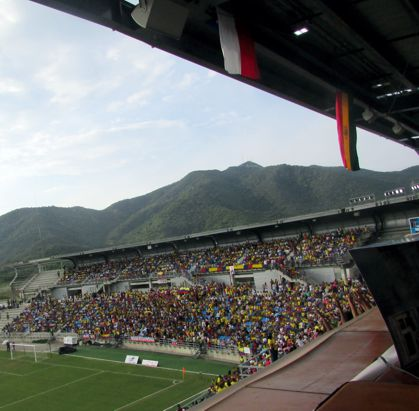 Estadio Sierra Nevada