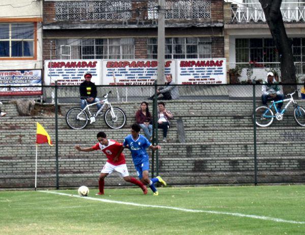 Estrella vs Vive Fútbol