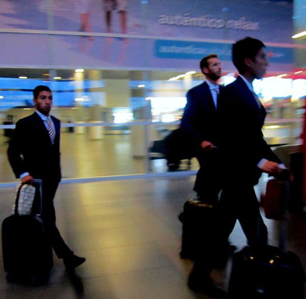 Estudiantes llegó a Bogotá