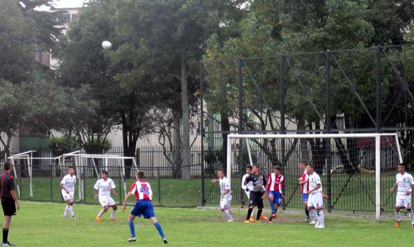 Estudiantes vs Baby Soccer