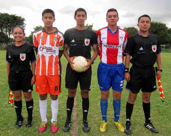 Estudiantes vs Real Ac.Maracas