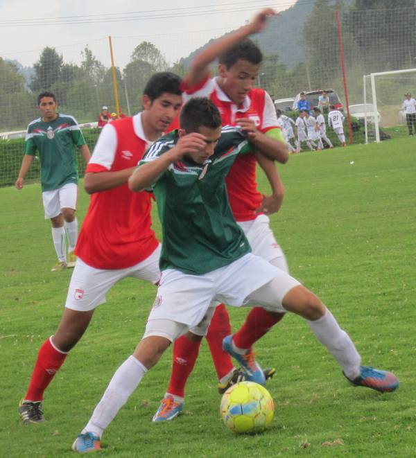 Estufiantes vs Santafe1