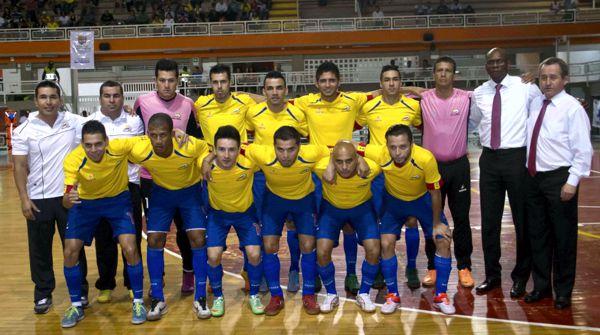 Fútbol-de-Salón-Selección convocada mundial