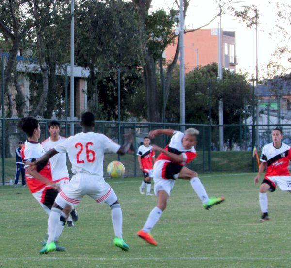 FAF vs Real Academia Maracas.2 jpg