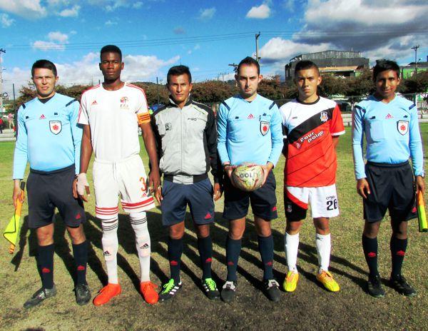 FAF vs Real Academia Maracas