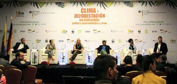 CLIMA Y DEFORESTACIÓN EN COLOMBIA: POLÍTICA, RETOS, OPORTUNIDADES