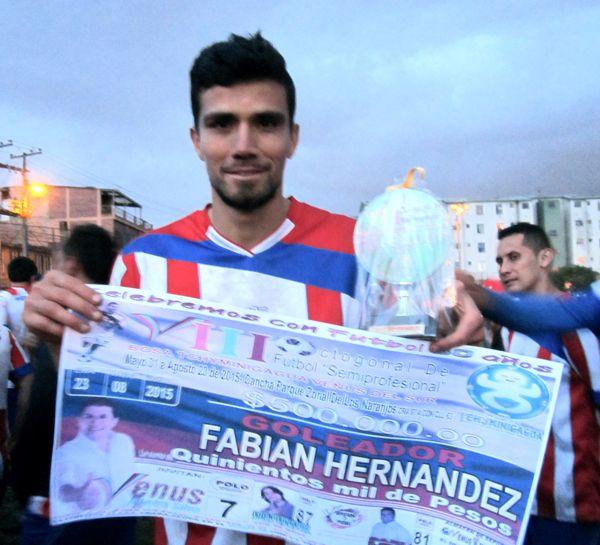 Fabian Hernández