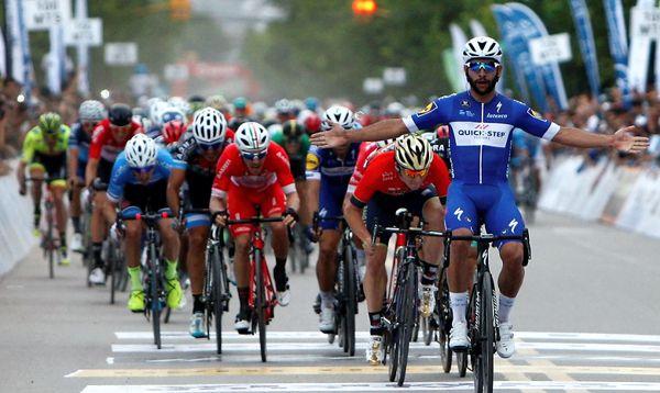 Fernando Gaviria gano 1 etapa vuelta a San Juan