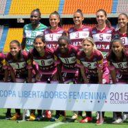 FERROVIARIA DE BRASIL GRITÓ ¡CAMPEÓN! EN LIBERTADORES FEMENINA