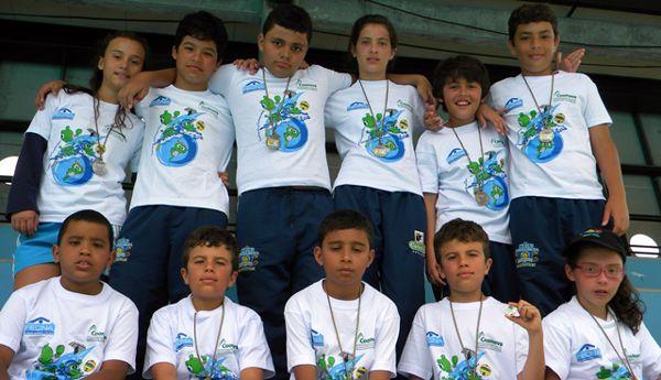 Festival Infantil de Polo Acuático