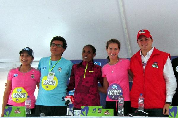 Final Carrera Mujer 2014