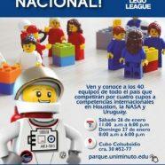FINAL DE FIRST LEGO LEAGUE ORGANIZADO POR UNIMINUTO
