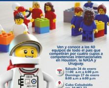 FINAL DE  FIRST LEGO LEAGUE ORGANIZADO POR UNIMINUTO