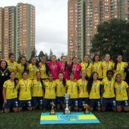 FORMAS ÍNTIMAS CAMPEÓN EN GRAN FINAL U16 EN COLOMBIA