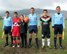 FORTIN COLOMBIA PERDIÓ ANTE SABANA SPORT EN LA SUB 15