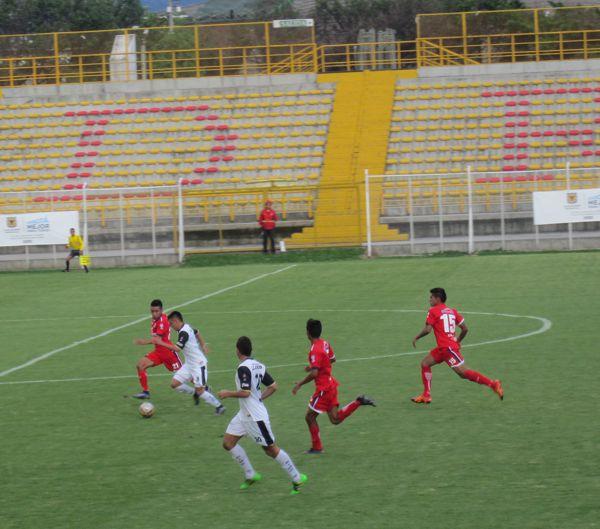 Fortaleza vs Llaneros