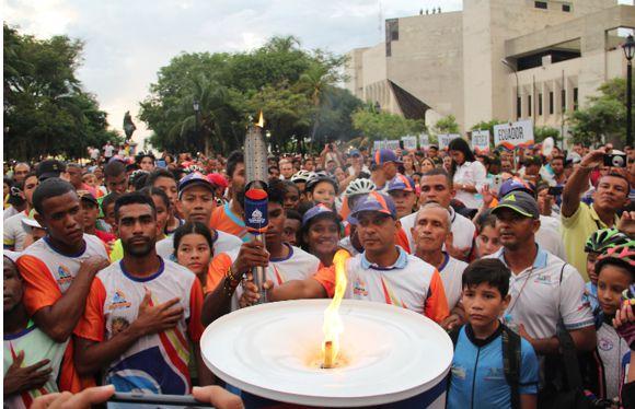 Fuego Bolivariano en Santa Marta