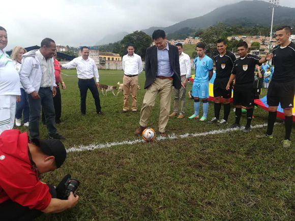 Futbol y Pas Fusagasuga 2