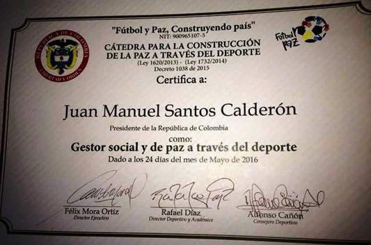 futbol-y-paz-certificado-presidente