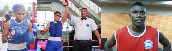 SEGUNDA JORNADA DEL WBA FUTURE CHAMPIONS