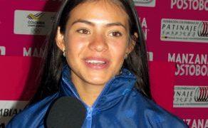 BOGOTANA GABRIELA ISABEL RUEDA SERÁ LA PRIMER PATINADORA COLOMBIANA QUE PARTICIPARÁ EN OLÍMPICOS DE LA JUVENTUD