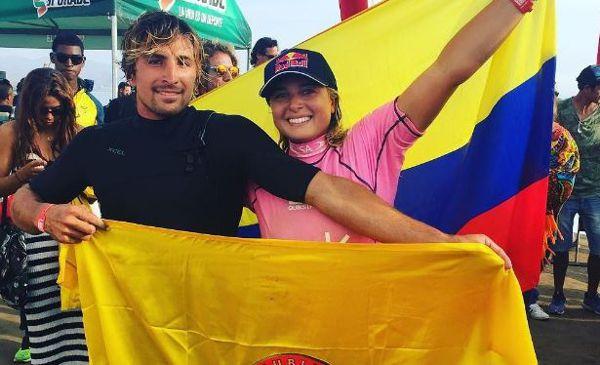 Giorgio e Isabella Gómez