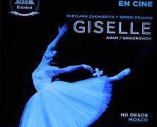 GISELLE, LA NUEVA PRODUCCIÓN DEL BALLET BOLSHOI EN CINES