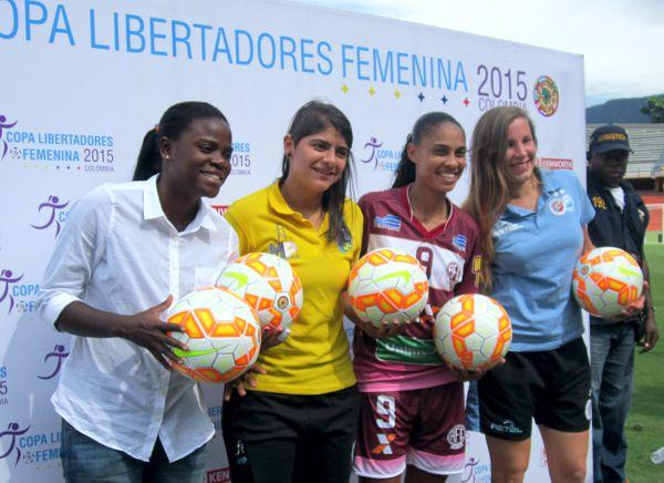 Goleadoras Copa Libertadores