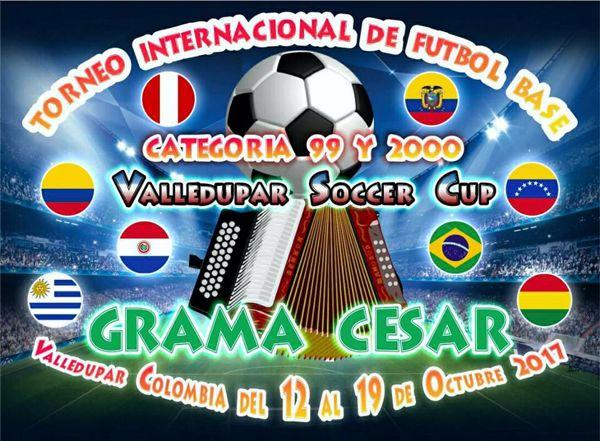 Grama Cesar Torneo internacional