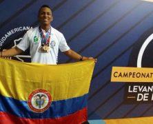 COLOMBIA COMPLETÓ 13 MEDALLAS EN EL SUDAMERICANO JUVENIL