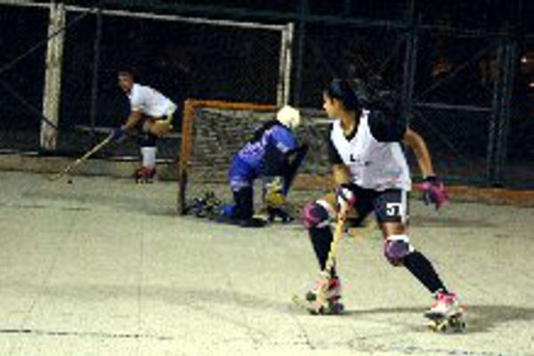 Hockey Patin