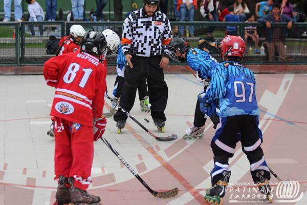 Hockey linea menores