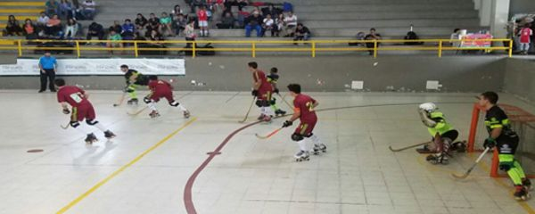 Hockey patin 0