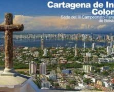 III CAMPEONATO PANAMERICANO DE BÉISBOL SUB15