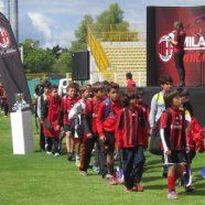 ENTRENADORES ITALIANOS PARA LOS CAMPAMENTOS AC MILAN EN COLOMBIA