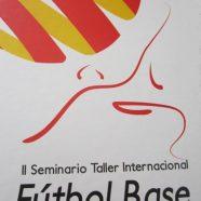 II SEMINARO TALLER INTERNACIONAL FÚTBOL BASE BOGOTÁ 2013