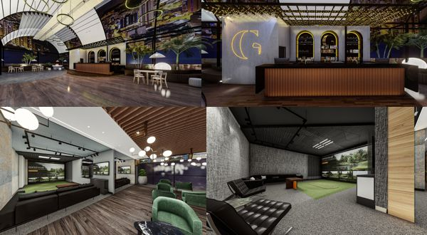 G-LOUNGE: LA TENDENCIA INTERNACIONAL DE INDOOR GOLF LLEGA A COLOMBIA.