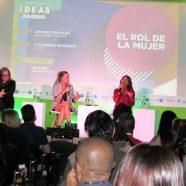 ALEJANDRA BORRERO Y AMPARO GRISALES EN «IDEAS AL BARRIO»