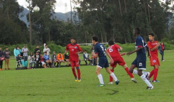 Independiente Bogotá Vs Federico