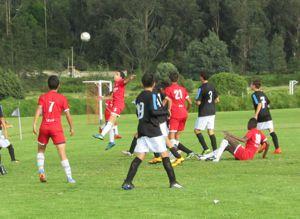 Independiente Bogotá vs Talentos