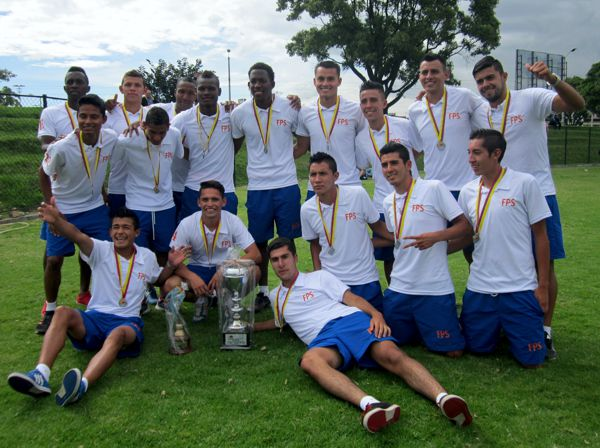 Independiente Subcampeon sub 23