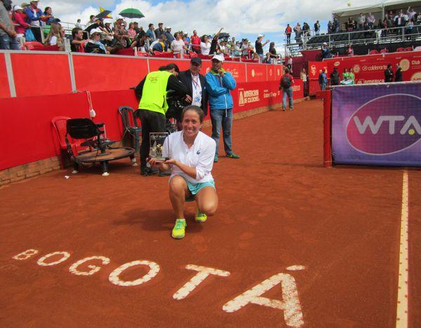 Irina Falconi Campeona