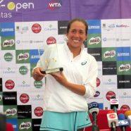 IRINA FALCONI CAMPEONA DEL CLARO COLSANITAS WTA 2016