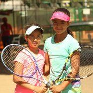 COMPAÑERAS Y RIVALES EN EL CHAMPIONS KIDS 2016