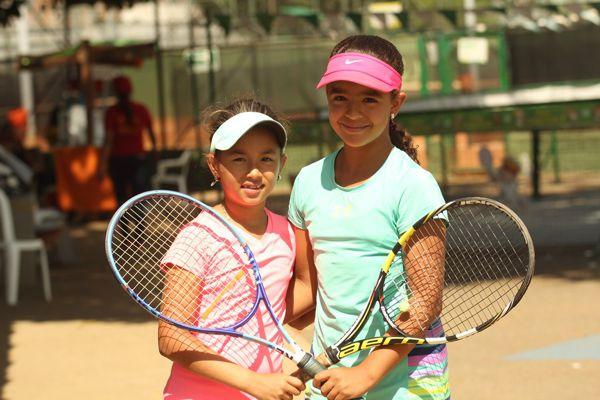 Isabella Lorduy y Mariana Higuita