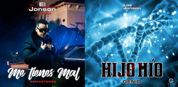 J ÁLVAREZ ENTREGA DOS NUEVAS PRODUCCIONES DE SU ÁLBUM «EL JONSON»
