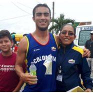 COLOMBIA GANÓ 5 MEDALLAS EN SURAMERICANO
